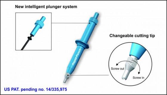 Rapid-Core Sampling Tool 2mm